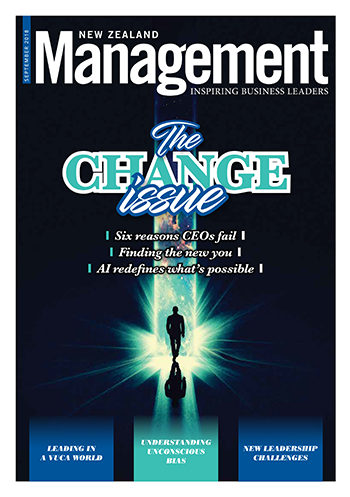 Management September 2018 Management Inspiring Business Leaders